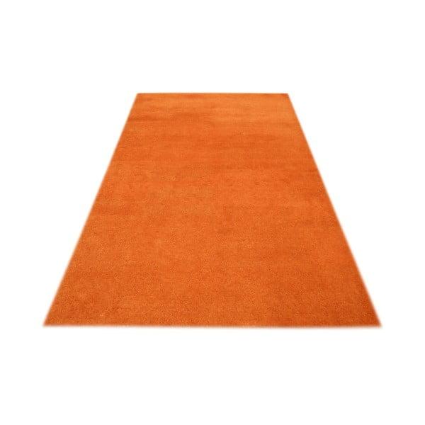 Dywan wełniany Kerima Orange, 70x140 cm
