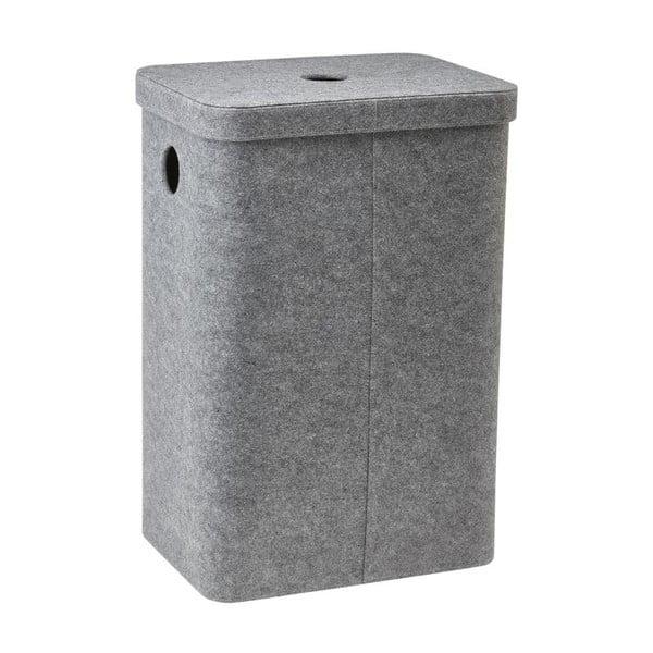 Kosz na pranie Imago Grey, 40x60 cm