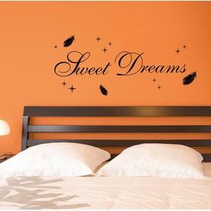 Naklejka dekoracyjna Eurographic Sweet Dreams In Heaven