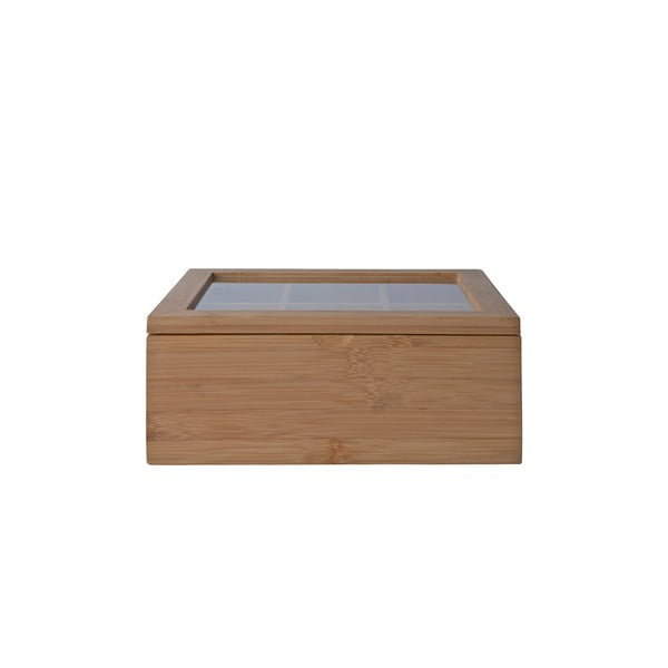 Bambusowy pojemnik na herbatę Galzone