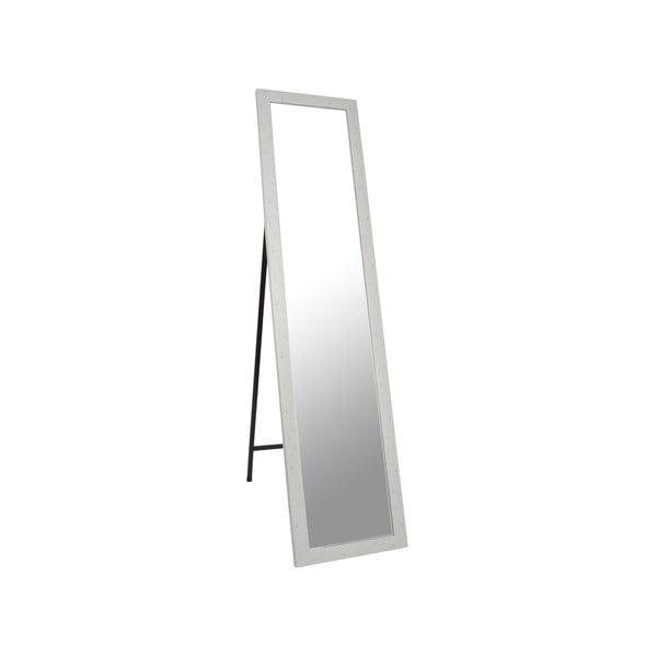 Lustro stojące Standing 37x158 cm, biła rama