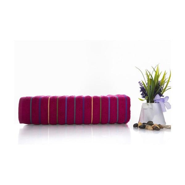 Ręcznik Rosy Fuchsia, 70x140 cm