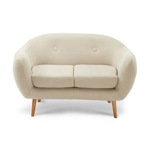 Sofa dwuosobowa Stella Cream
