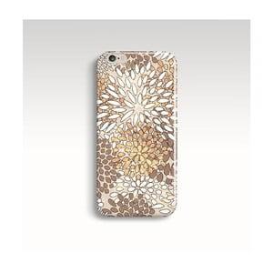 Etui na telefon Gold Blossom na iPhone 6/6S