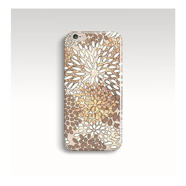 Etui na telefon Gold Blossom na iPhone 5/5S