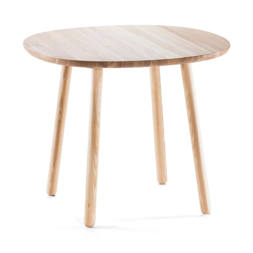 Stół z litego drewna EMKO Naïve, 90 cm