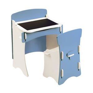 Biurko i krzesło dziecięce Blue