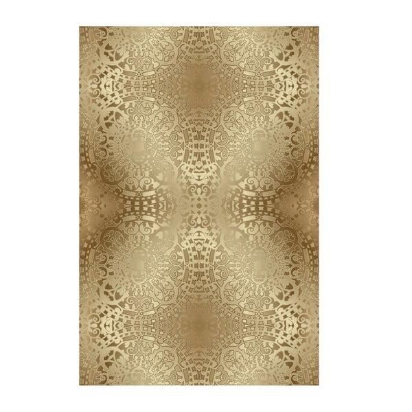 Winylowy dywan El Gran Gatsby Cobre, 99x120 cm