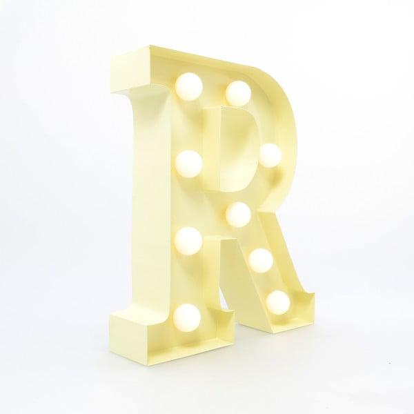 Światło dekoracyjne Carnival R, waniliowe