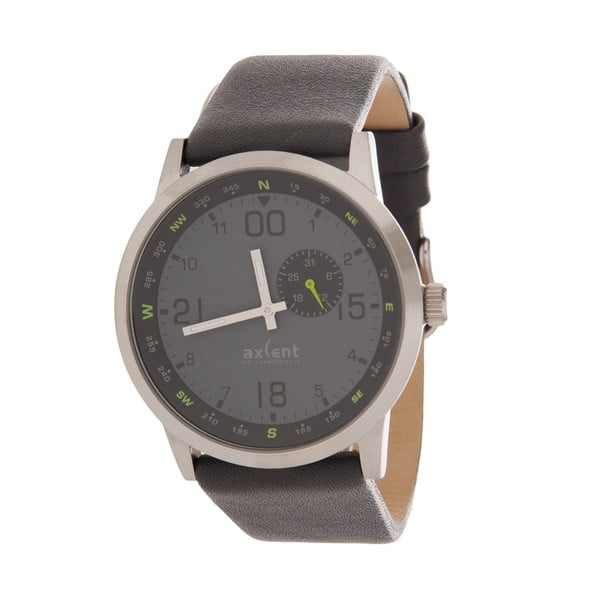 Skórzany zegarek męski Axcent X55713-069