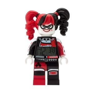 Zegar z budzikiem LEGO® Batman Movie Quinn