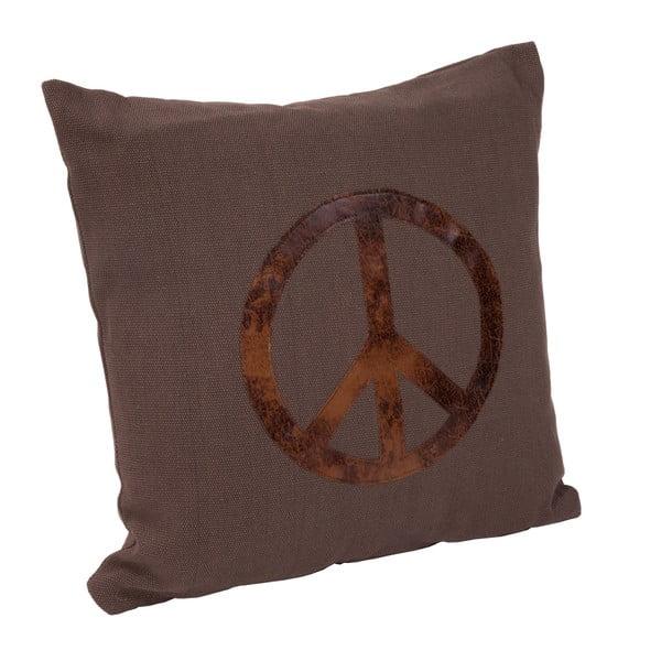 Poduszka Peace, 40x40 cm