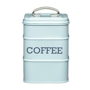 Metalowy pojemnik Coffee, pistacjowy