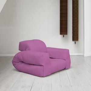 Fotel rozkładany Karup Hippo Taffy Pink
