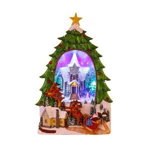 Świecąca dekoracja Christmas Sledge