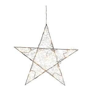 Świecąca dekoracja Loop Star