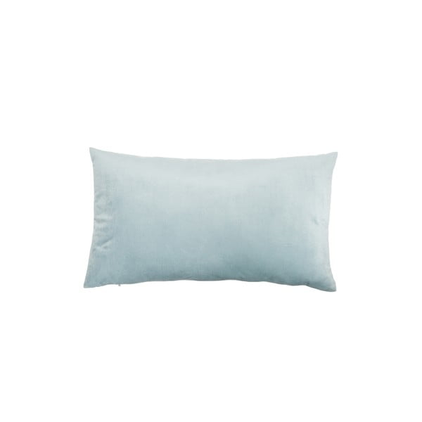 Poduszka Velour Gray Blue, 50x30 cm