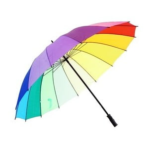 Parasolka Bright Rainbow Golf