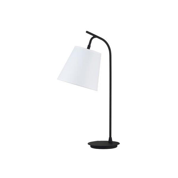 Lampa stołowa Simple Black/White