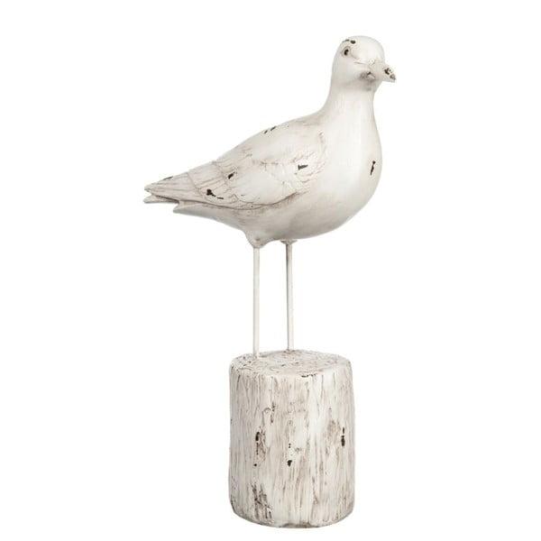 Dekoracja Bird on Trunk, 21x8x29 cm