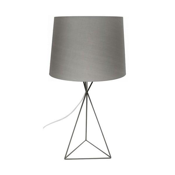 Lampa stołowa Origami grey