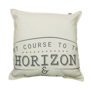 Poduszka Overseas Horizon White, 45x45 cm