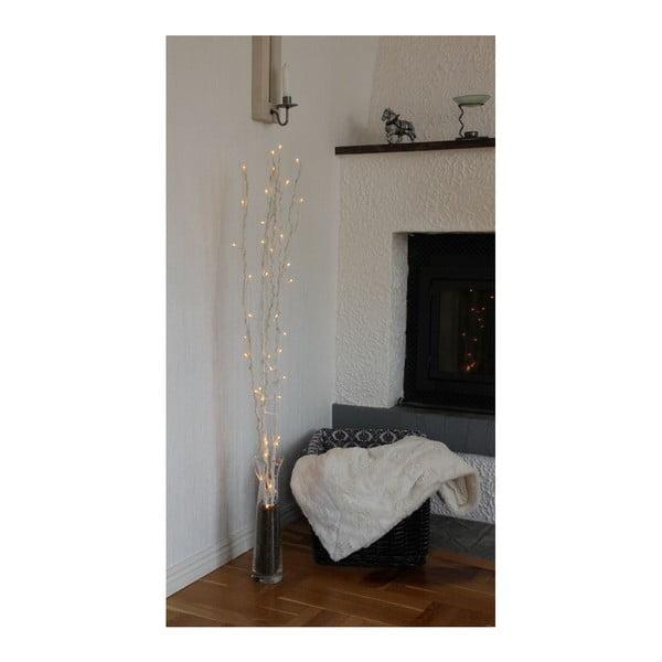 Świecąca dekoracja LED Willow 60 White