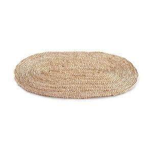 Dywan z naturalnych włókien roślinnych Geese Corn, 45x75cm