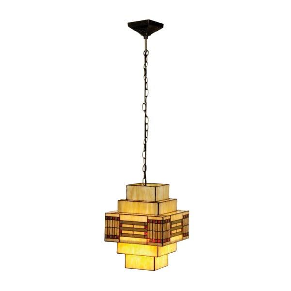 Lampa wisząca Tiffany Cubic