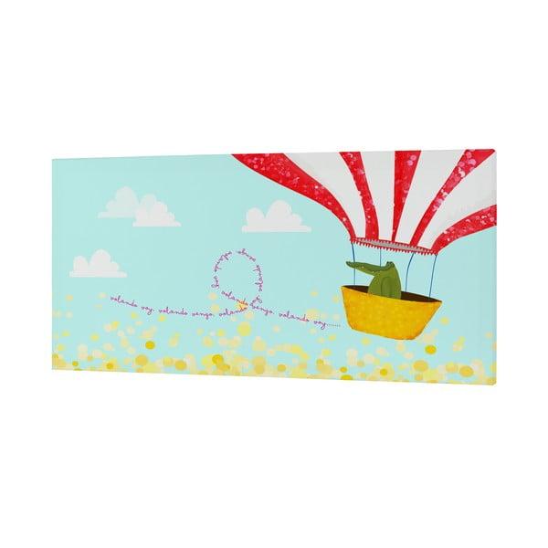 Obrazek Ballon Ride, 27x54 cm