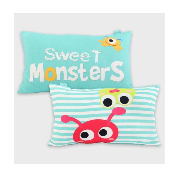 Poszewka na poduszkę Sweet Monsters 50x30 cm