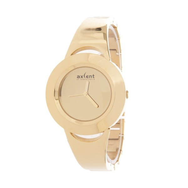Skórzany zegarek damski Axcent X18128-732