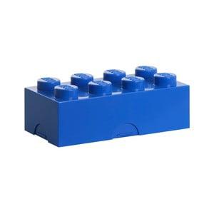 Niebieski pojemnik śniadaniowy LEGO®