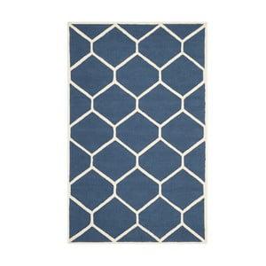 Dywan Lulu 121x182 cm, niebieski