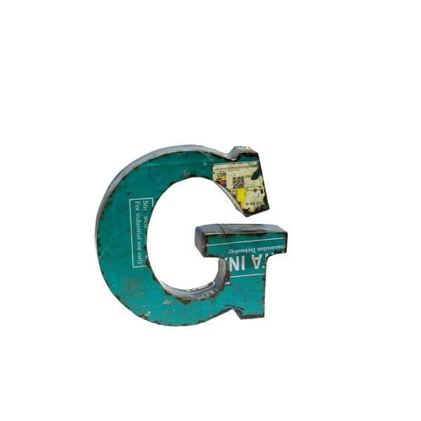 Litera Alfabeto G
