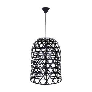 Lampa wisząca z bambusu Canett Octavio
