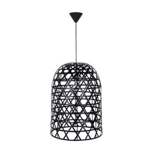 Lampa wisząca z bambusa Canett Octavio