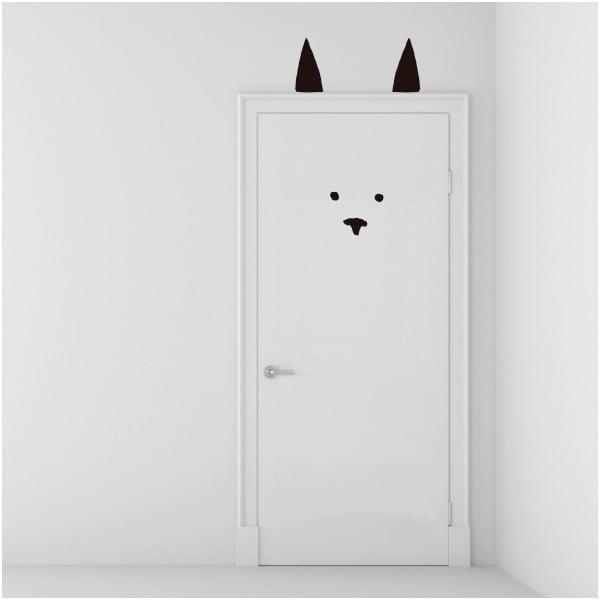Naklejka dekoracyjna na ścianę Fox
