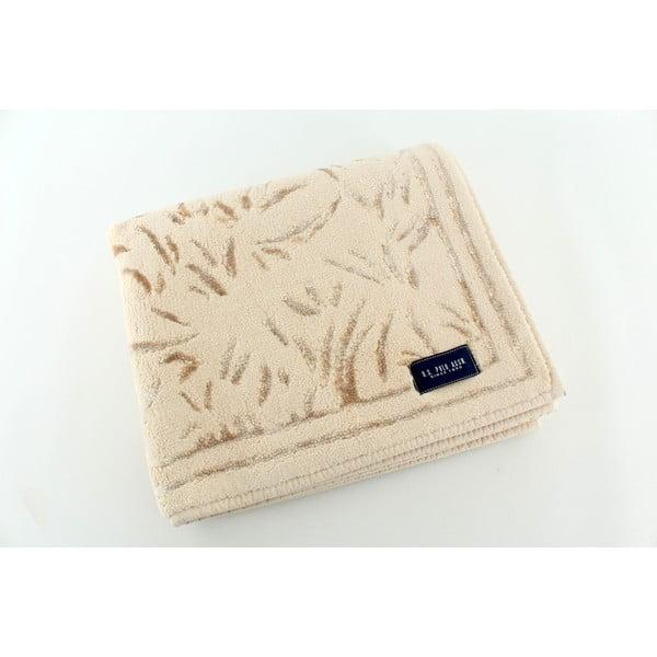 Dywanik łazienkowy US Polo Ukiah Cream, 60x100 cm
