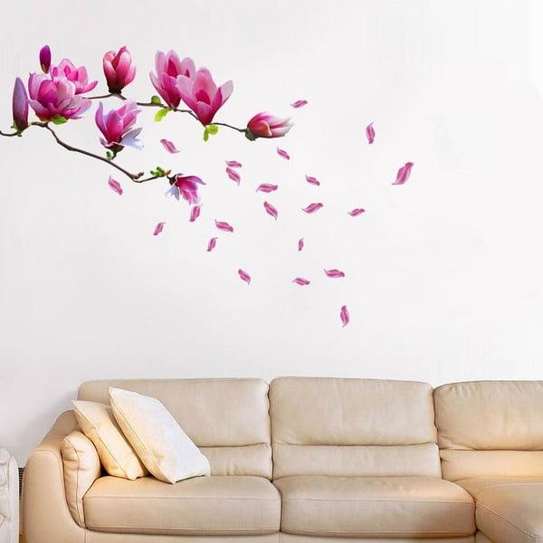 Naklejka na ścianę Walplus Magnolie