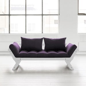 Sofa Karup Bebop Cool Grey/Purple