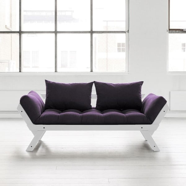 Sofa Karup Bebop Cool Grey/Purple