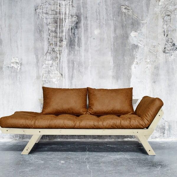 Sofa Karup Vintage Bepop Natural/Cognac
