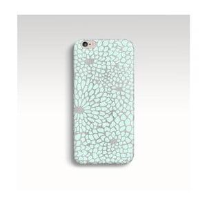 Etui na telefon Wood Lotus na iPhone 6/6S