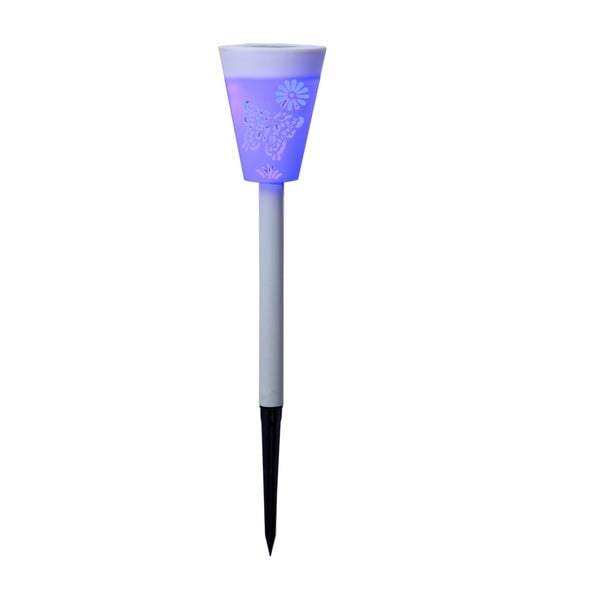 Solarna lampa ogrodowa LED Best Season Butterfly