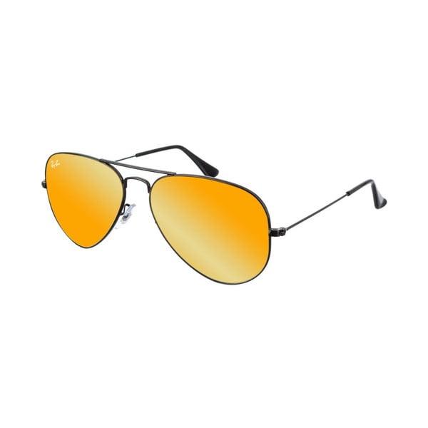 Okulary przeciwsłoneczne Ray-Ban Aviator Black Fire
