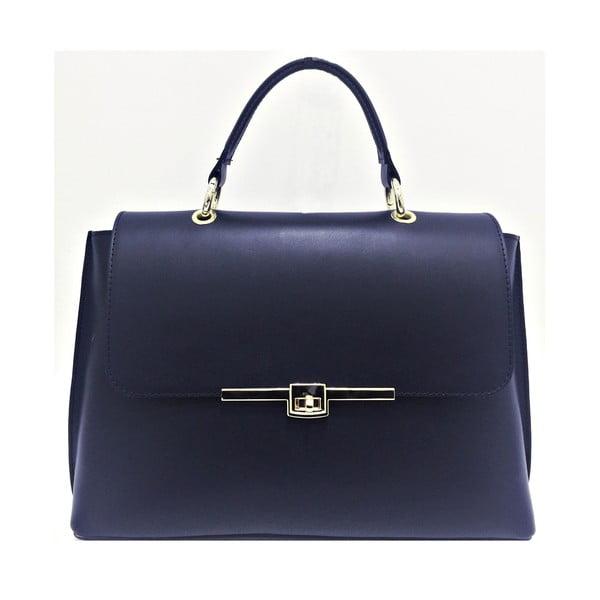 Skórzana torebka Lilu Blue
