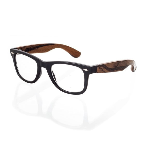 Drewniane okulary optyczne Eyewear Number One Optic