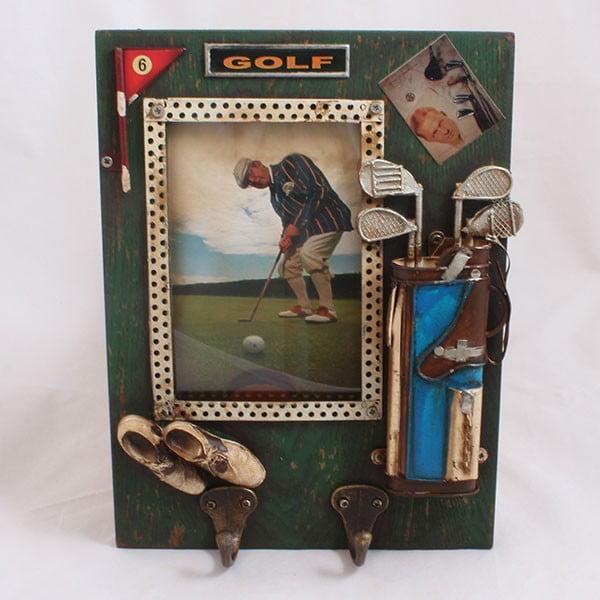 Ramka na zdjęcia Golf, z haczykami