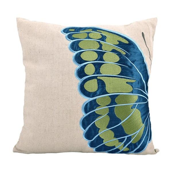 Poduszka Butterfly Right, 45x45 cm